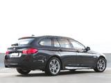 BMW 520d Touring M Sports Package AU-spec (F11) 2011 photos