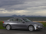 BMW 535i Sedan AU-spec (F10) 2011 photos