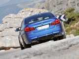BMW M5 (F10) 2011–13 photos