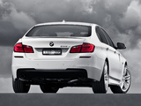BMW 535d Sedan M Sports Package AU-spec (F10) 2011 photos