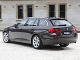 BMW 535i Touring AU-spec (F11) 2011 photos