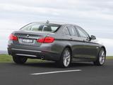 BMW 535i Sedan AU-spec (F10) 2011 pictures