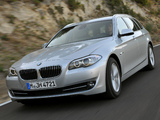 BMW 520i Touring (F11) 2011 pictures