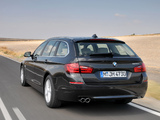 BMW 528i Touring (F11) 2011–13 pictures