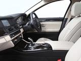 BMW 535i Touring AU-spec (F11) 2011 pictures