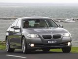 BMW 535i Sedan AU-spec (F10) 2011 wallpapers