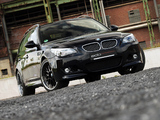 Edo Competition BMW M5 Touring Dark Edition (E61) 2011 wallpapers