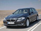 BMW 528i Touring (F11) 2011–13 wallpapers