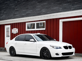 IND BMW 5 Series Sedan (E60) 2011 wallpapers