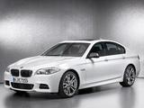 BMW M550d xDrive Sedan (F10) 2012 images
