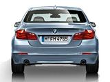 BMW ActiveHybrid 5 (F10) 2012–13 images