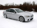 BMW M550d xDrive Sedan (F10) 2012 photos