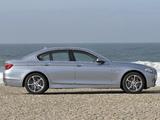 BMW ActiveHybrid 5 (F10) 2012–13 photos