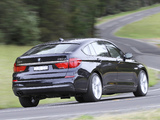 BMW 520d Gran Turismo M Sport Package AU-spec (F07) 2012–13 photos