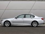 BMW M550d xDrive Sedan (F10) 2012 photos