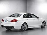 BMW M550d xDrive Sedan (F10) 2012 pictures