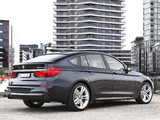 BMW 520d Gran Turismo M Sport Package AU-spec (F07) 2012–13 pictures