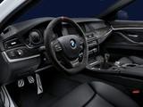 BMW 5 Series Sedan Performance Accessories (F10) 2012–13 pictures