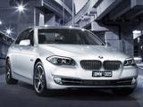 BMW ActiveHybrid 5 AU-spec (F10) 2012 pictures