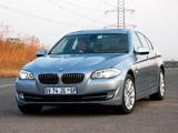 BMW ActiveHybrid 5 ZA-spec (F10) 2012 wallpapers