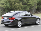 BMW 520d Gran Turismo M Sport Package AU-spec (F07) 2012–13 wallpapers