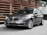 BMW 530d Gran Turismo Luxury Line AU-spec (F07) 2013 images