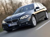 BMW 520d Touring (F11) 2013 images