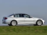 BMW 518d Sedan (F10) 2013 images