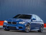 BMW M5 US-spec (F10) 2013 images