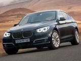 BMW 530d Gran Turismo Luxury Line ZA-spec (F07) 2013 images