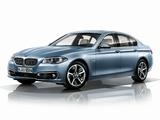 BMW ActiveHybrid 5 (F10) 2013 images