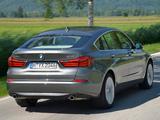 BMW 535i Gran Turismo Luxury Line (F07) 2013 images