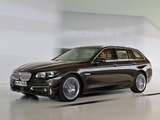 BMW 530d xDrive Touring Modern Line (F11) 2013 images