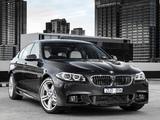 BMW 550i Sedan M Sport Package AU-spec (F10) 2013 photos