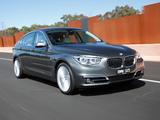 BMW 530d Gran Turismo Luxury Line AU-spec (F07) 2013 photos