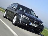 BMW 520d Touring (F11) 2013 photos