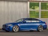 BMW M5 US-spec (F10) 2013 photos