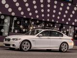 BMW 535d Sedan M Sport Package US-spec (F10) 2013 photos