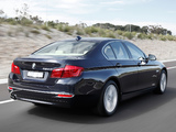 BMW 520i Sedan AU-spec (F10) 2013 photos