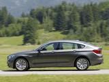 BMW 535i Gran Turismo Luxury Line (F07) 2013 photos