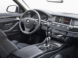 BMW 520d Touring (F11) 2013 pictures