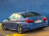 BMW M5 US-spec (F10) 2013 pictures