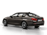 BMW 550i xDrive Sedan Modern Line (F10) 2013 pictures