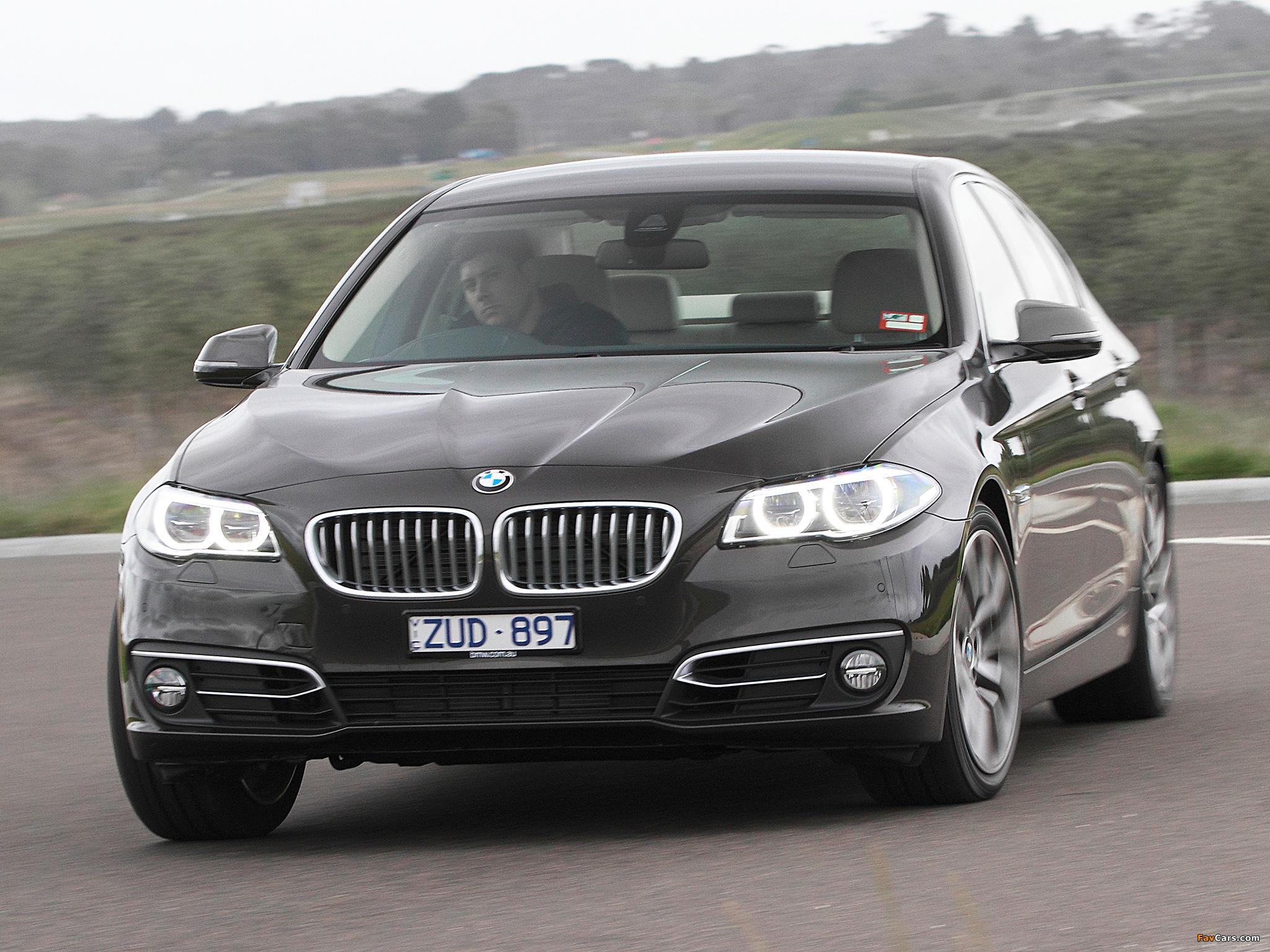 BMW D Sedan AUspec F Pictures X - 2013 bmw 535d