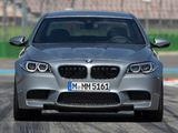 BMW M5 Competition Package (F10) 2013 pictures