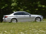 BMW 530d Sedan Luxury Line (F10) 2013 pictures
