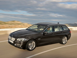 BMW 530d xDrive Touring Modern Line (F11) 2013 pictures