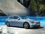BMW ActiveHybrid 5 (F10) 2013 pictures