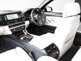 BMW 550i Sedan M Sport Package AU-spec (F10) 2013 wallpapers