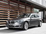 BMW 530d Gran Turismo Luxury Line AU-spec (F07) 2013 wallpapers